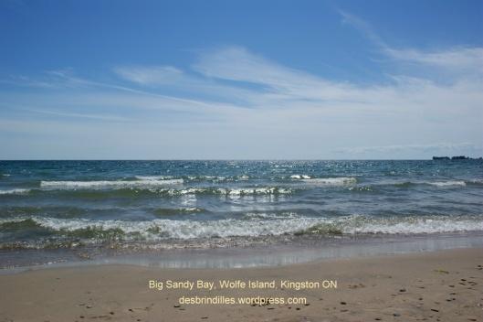 Big Sandy Bay, Wolfe Island, Kingston On